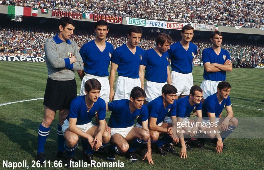 Debutto dei juventini Gori e Zigoni. Reti della vittoria di Bertini. Ultima  partita in azzurro di due colonne del Bologna come Pascutti e Bulgarelli. d71aa869b9e2