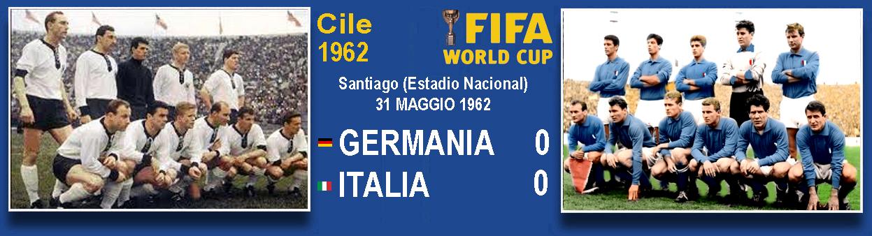 Risultati immagini per campionato mondiale di calcio 1962