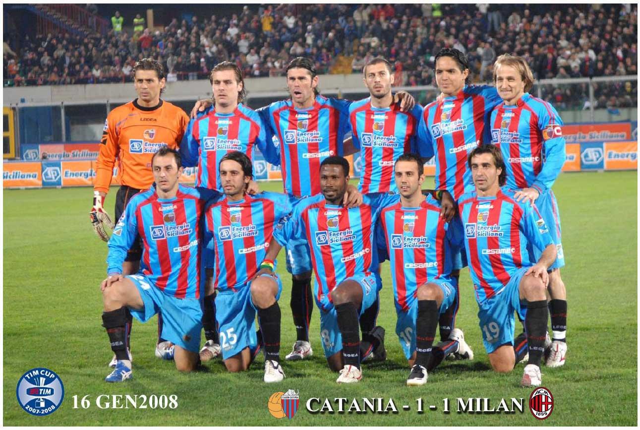 Calciocatania seria a 2007 08 for Mondo catania