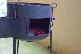 Norma e co for Barbecue fai da te in ferro